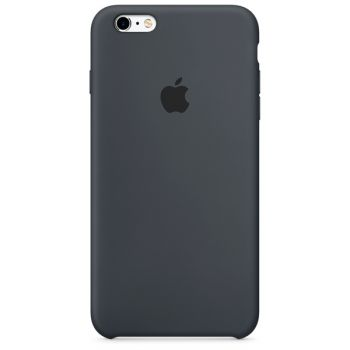 Чехол для iPhone Apple iPhone 6/6s Silicone Case Charcoal Gray